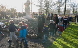 Herdenking op Ons West Brabant